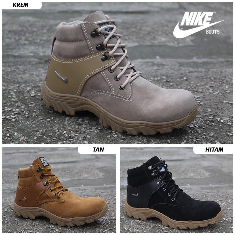 Sepatu Nike Kranze Safety Boots High Quality
