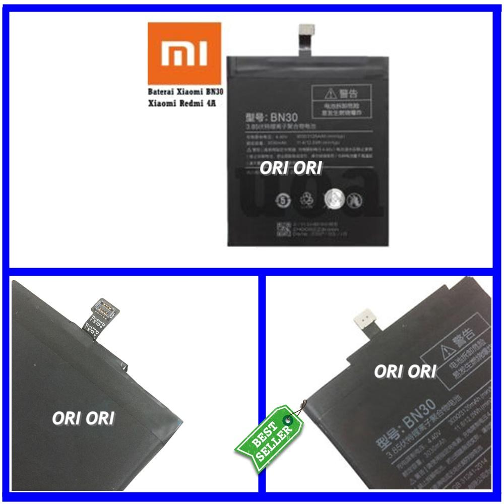 Buy Sell Cheapest Baterai Bn30 For Best Quality Product Deals Batrai Batre Battery Original Xiaomi Redmi4a Redmi 4a Kapasitas 3210mah Ori