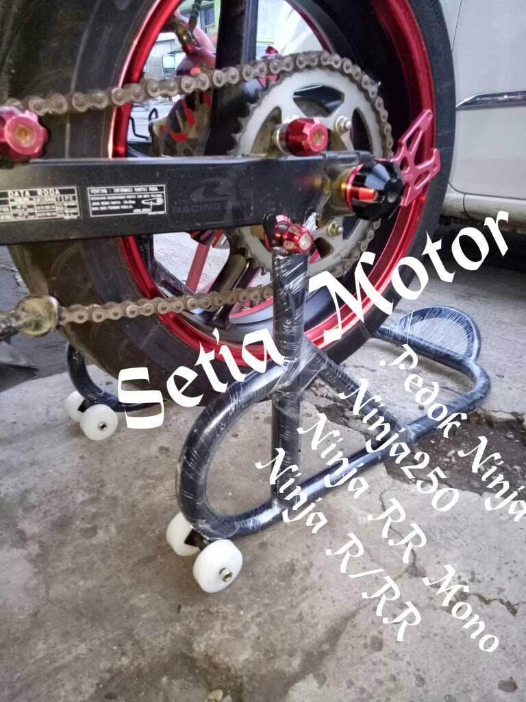 Pedok Ninja250, Ninja RR Mono, Ninja RR/ Paddock Ninja Merek CMB BEST SELLER