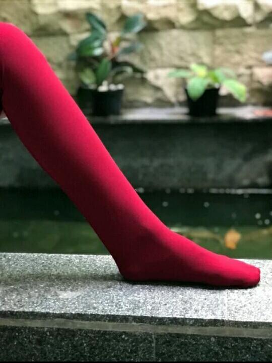 Legging Wudhu Jersey Korea