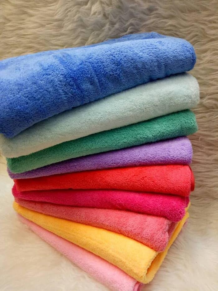 Handuk Sanrio Hello Kitty 60x120 cm / Handuk Anak - High Quality Towel / Handuk Mandi