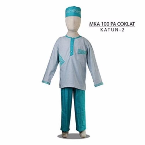 MKA100PATosca(8-10tahun) koko anak eksklusif fashion