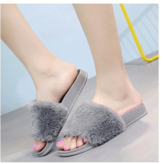 Jual Sandal Flat Wanita Terbaru  5865a68630