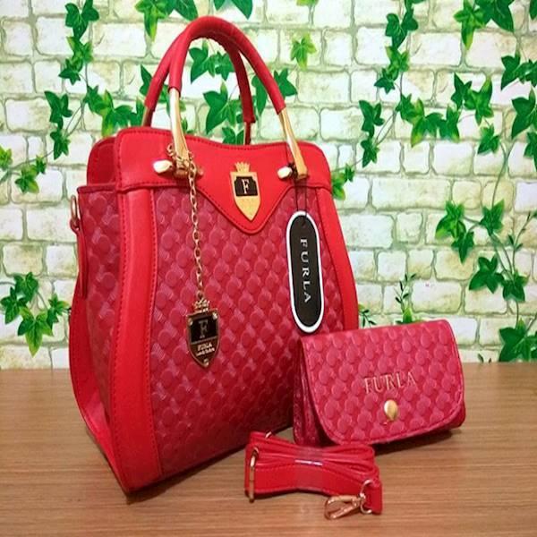 Tas Furla 0990/Tas Wanita Branded/Tas Wanita Import Murah/Handbag