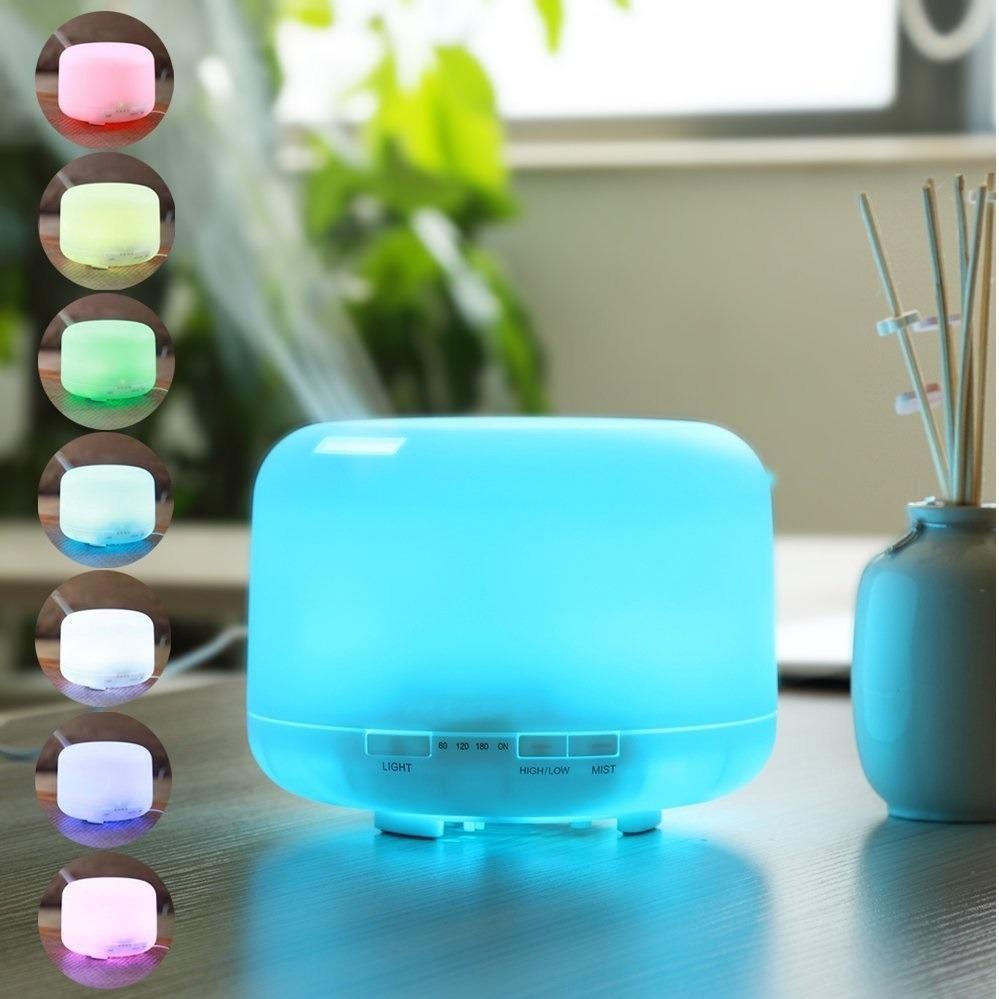 USB Charging Car Mini Humidifier Air Diffuser Aroma Mist Maker - intl.