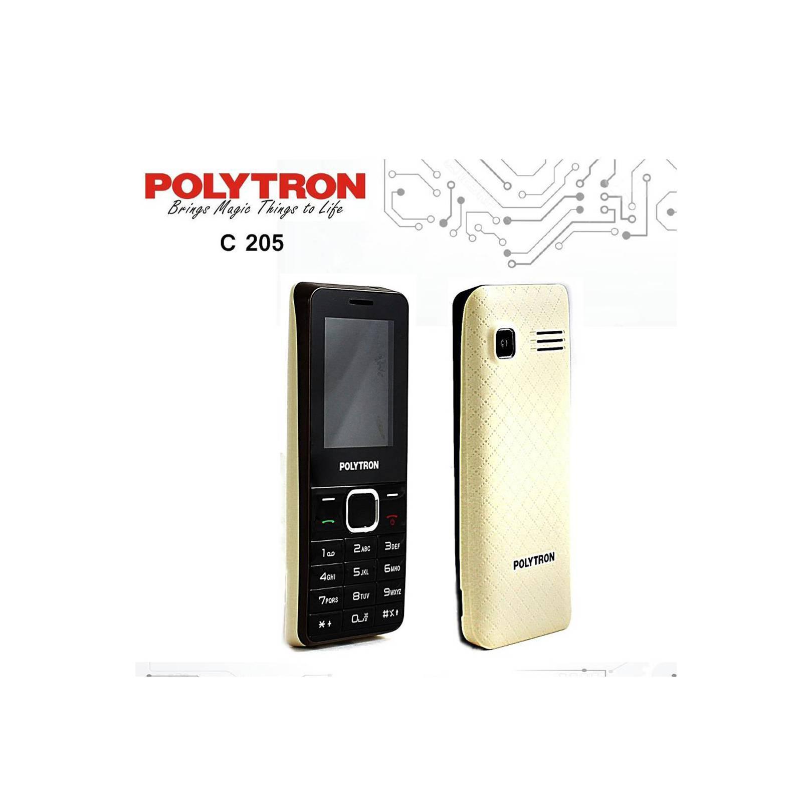 HP POLYTRON C205 ORIGINAL