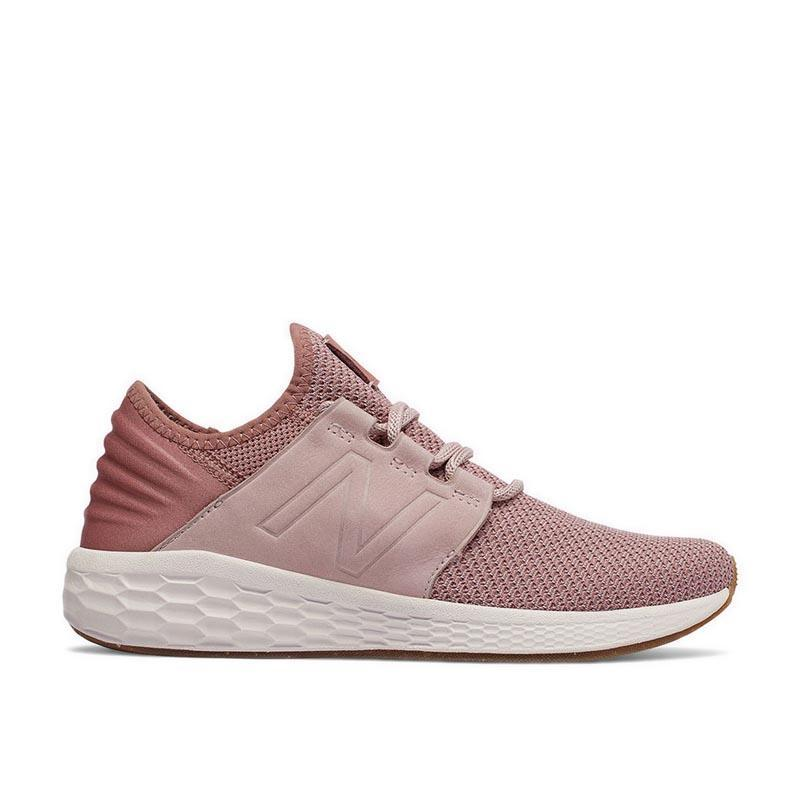 New Balance Sepatu CRUZ NUBUCK Wanita - Pink 42d5f24893