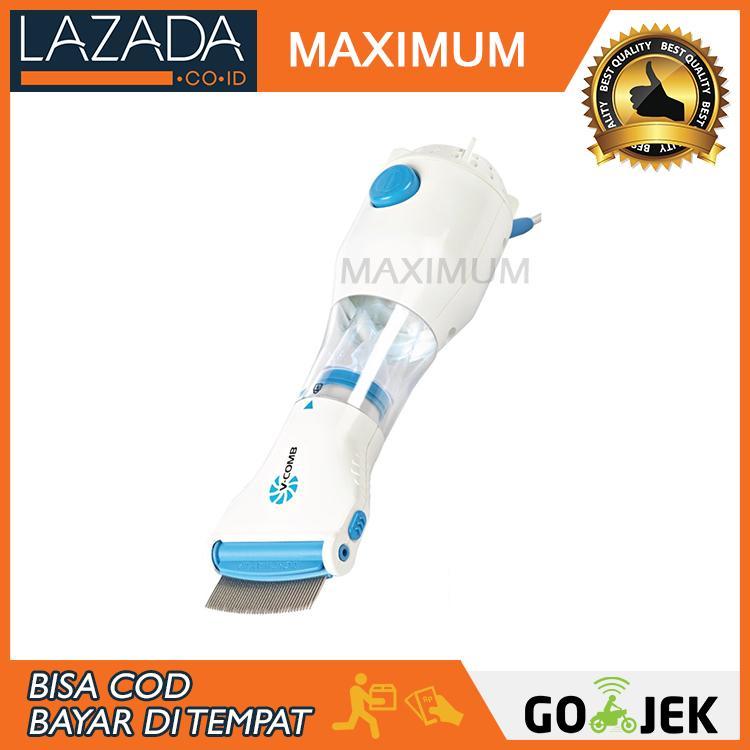Max COD - V-comb Sisir Kutu - Penghilang Kutu Rambut - V comb Teknologi Canggih