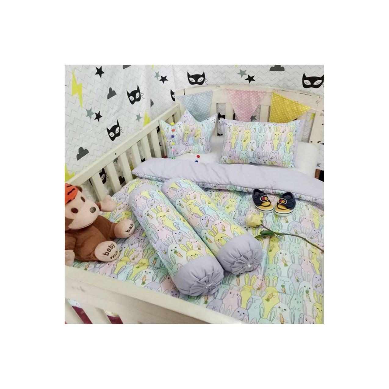 Promo Paket Baby Set / Perlengkapan Tidur Bayi / Kado Bayi