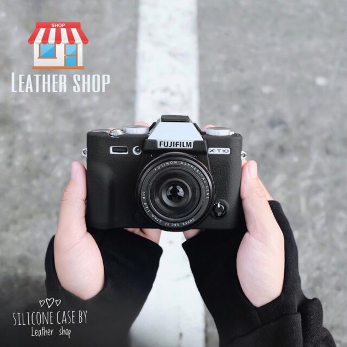 Promo Soft silicone case kamera Fujifilm XT20 XT10 original