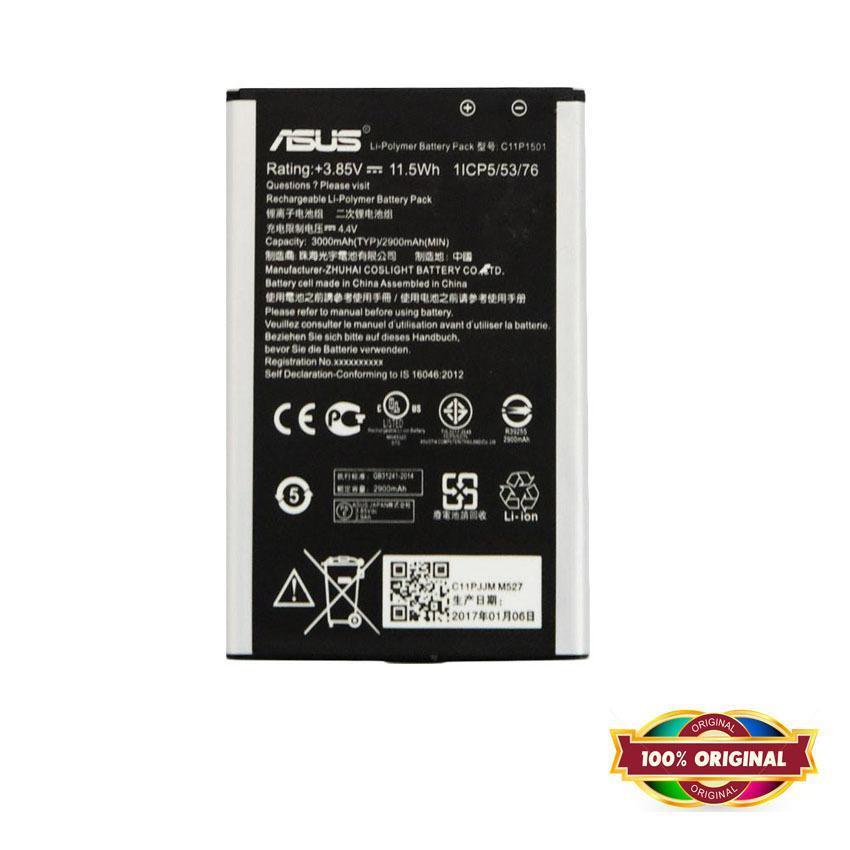100% ORI - Battery for Asus Zenfone 2 Laser 5.5 inch / ZE550KL - Garansi 1 Bulan
