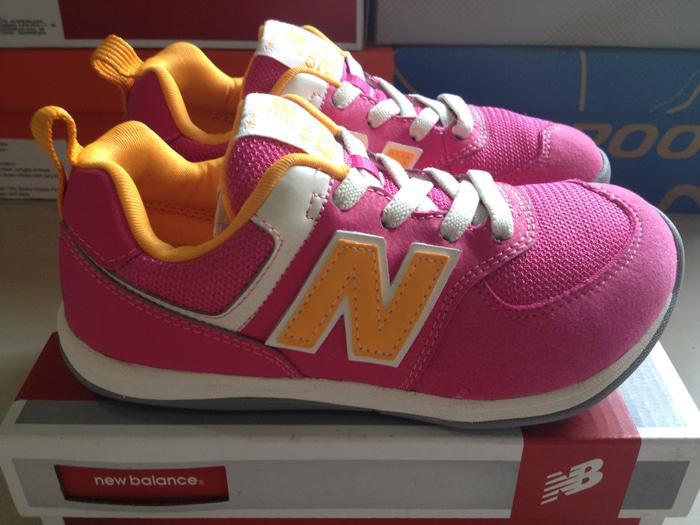 Original Sepatu Bayi NB 574