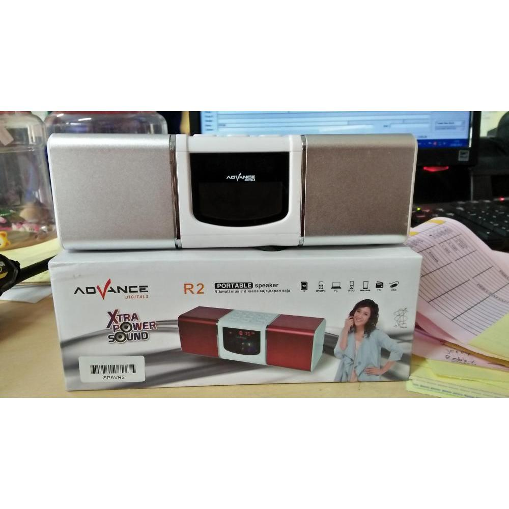 Speaker Advance R2 Digital Alquran Terbaru - Speaker Advance R 2 Hafalan Alquran Murah