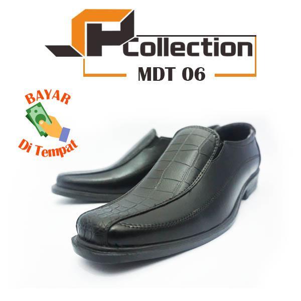 Sepatu Pria Pantofel PDH Formal Merk Spatoo Kode MDT 06 Cocok Untuk Kerja Ke Kantor Maupun