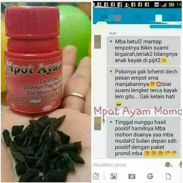 Jamu Empot Empot Madura Super Kemasan Botol by GM HERBAL (93954219)
