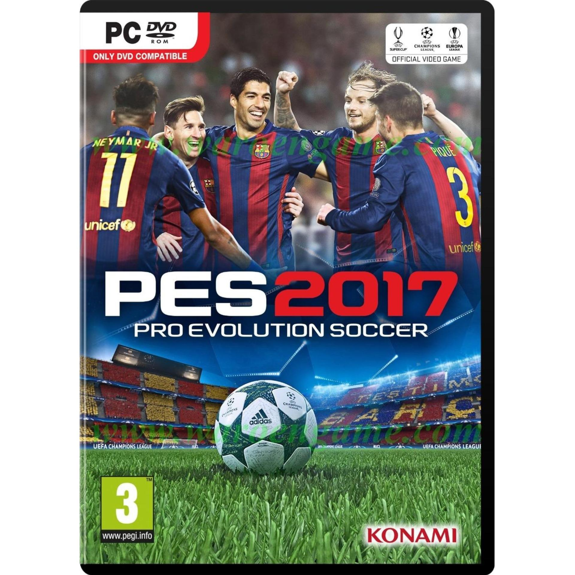 Pro Evolution Soccer 2017 - Game PC