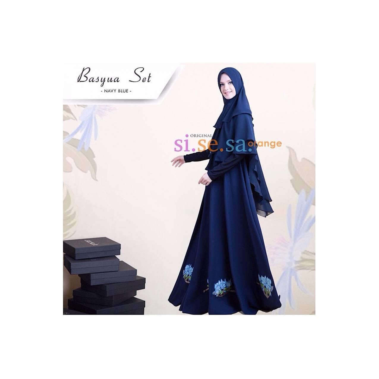 Basyua Dress by Sisesa