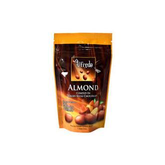 Ch.store Alfredo Doyle 60 Gram almond coklat malaysia