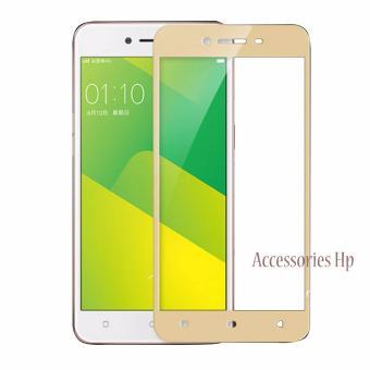 Pencarian Termurah Accessories Hp Full Cover Tempered Glass Warna Screen Protector for Oppo A37 / A37f / Neo 9 - Gold harga penawaran - Hanya Rp11.681
