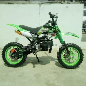 Harga Penawaran Mini Motor Trail 50cc Mainan Anak Motor Mini Trail