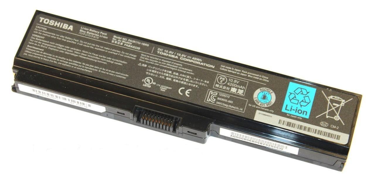 Jual Produk Toshiba Terlengkap Lcd Led Laptop Satellite C600 C640 L600 L640 L645 L740 L745 Ori Baterai Battery Pa3817 U 1brs L310 L311 M300