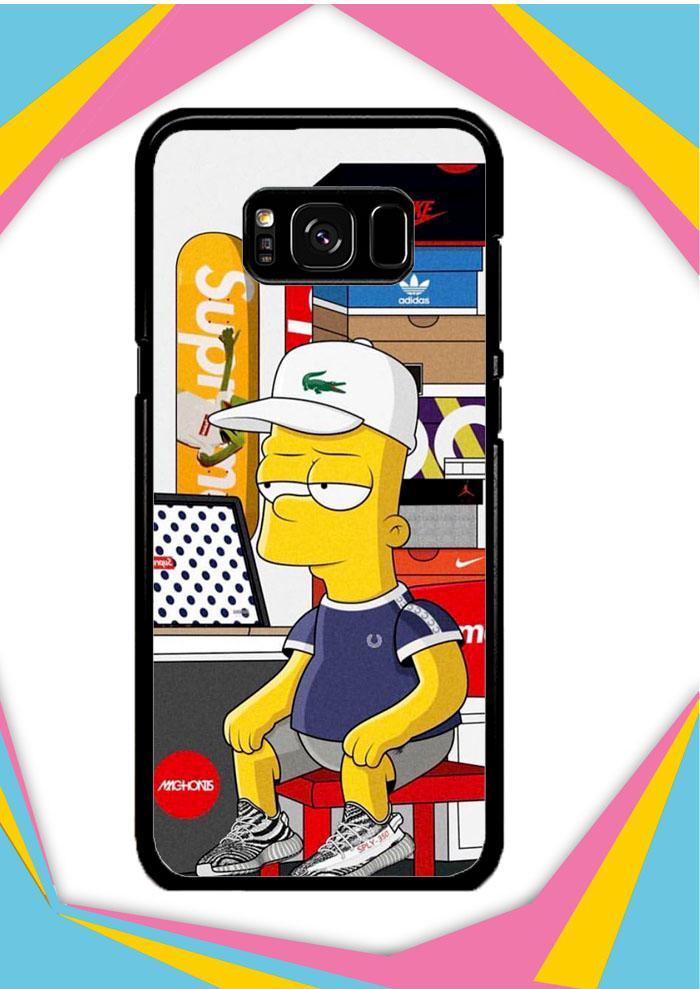 Casing Samsung Galaxy S8 Custom Hardcase Bartt Hypebeast V Supreme L2223 Case Cover