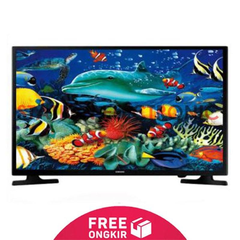 SAMSUNG Full HD Flat Digital Smart LED TV 49 - 49J5250 - Khusus JABODETABEK