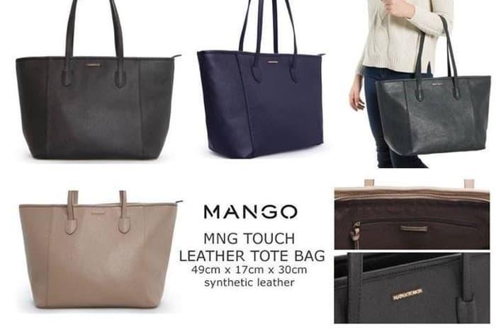 HOT SPESIAL!!! Mango Tote Bag Original - jQFkTl