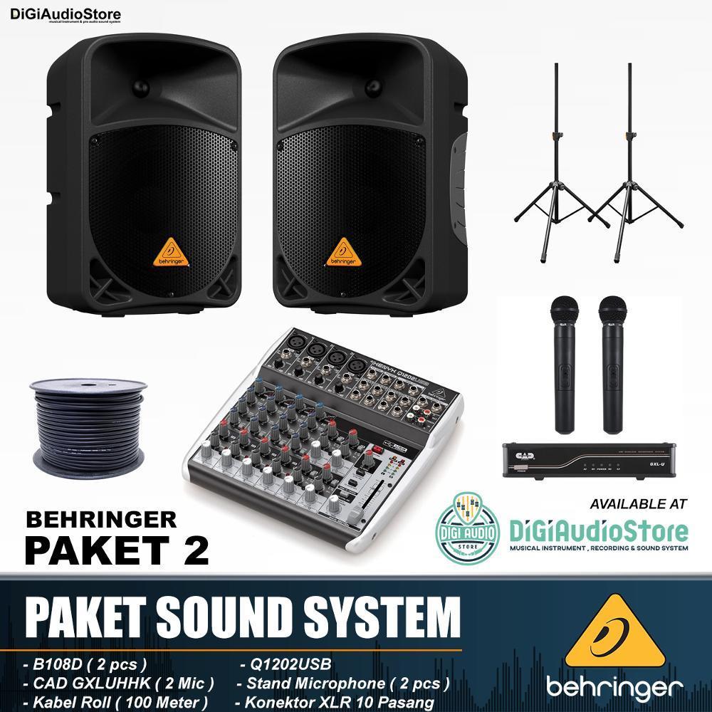List Harga Speaker Untuk Sound Terbaru 2018 Cari Produk Bluetooth Portable Karaoke Dazumba Dw186 Bonus Mic Paket System Behringer Aktif Indoor Outdoor 600 Watt Wireless Microphone Kantor Meeting Seminar