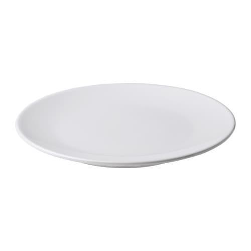 PROMO!! IKEA FLITIGHET Piring kecil, putih, ukuran 20 cm MURAH /  BUBBLE 3 LAPIS / ORIGINAL / IKEA ORIGINAL