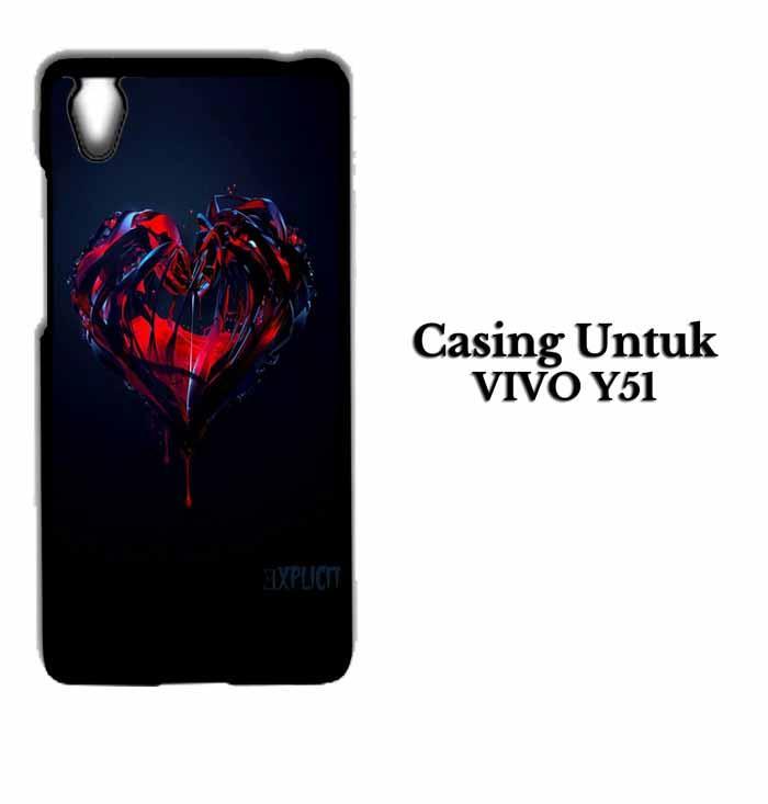 Casing VIVO Y51 explicit f1s Hardcase Custom Case Se7enstores