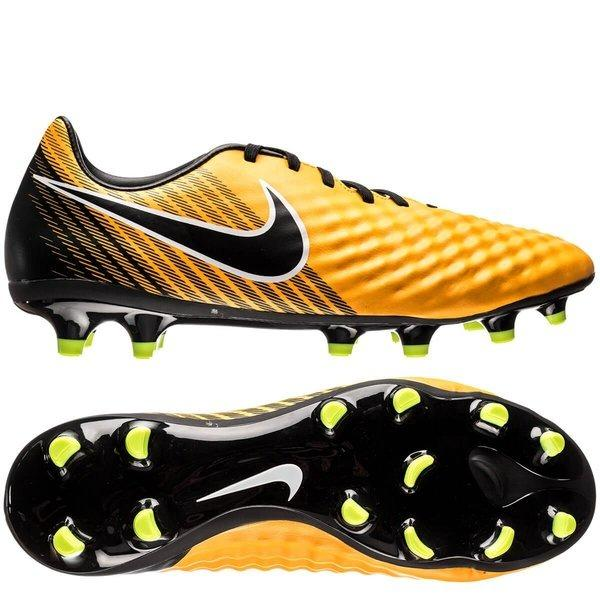 Sepatu Sepakbola Nike Magista Onda II FG Laser Orange 844411801 Original