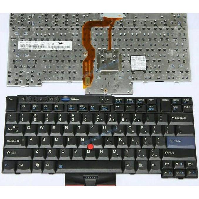 KEYBOARD LAPTOP IBM LENOVO THINKPAD T400 T410 T400S T410S X220 SERIES - ELEKTROZONE