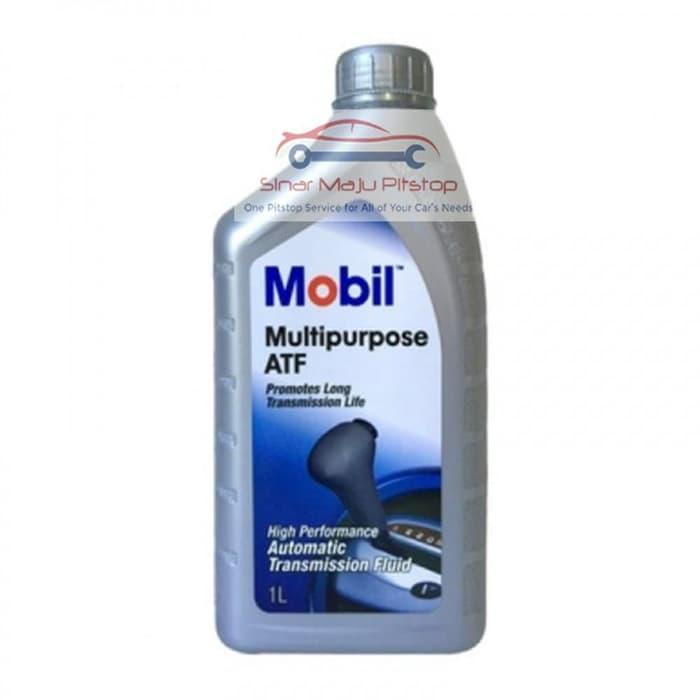 MOBIL 1 SYNTHETIC ATF FLUID - OLI TRANSMISI MATIC - POWER STEE Diskon