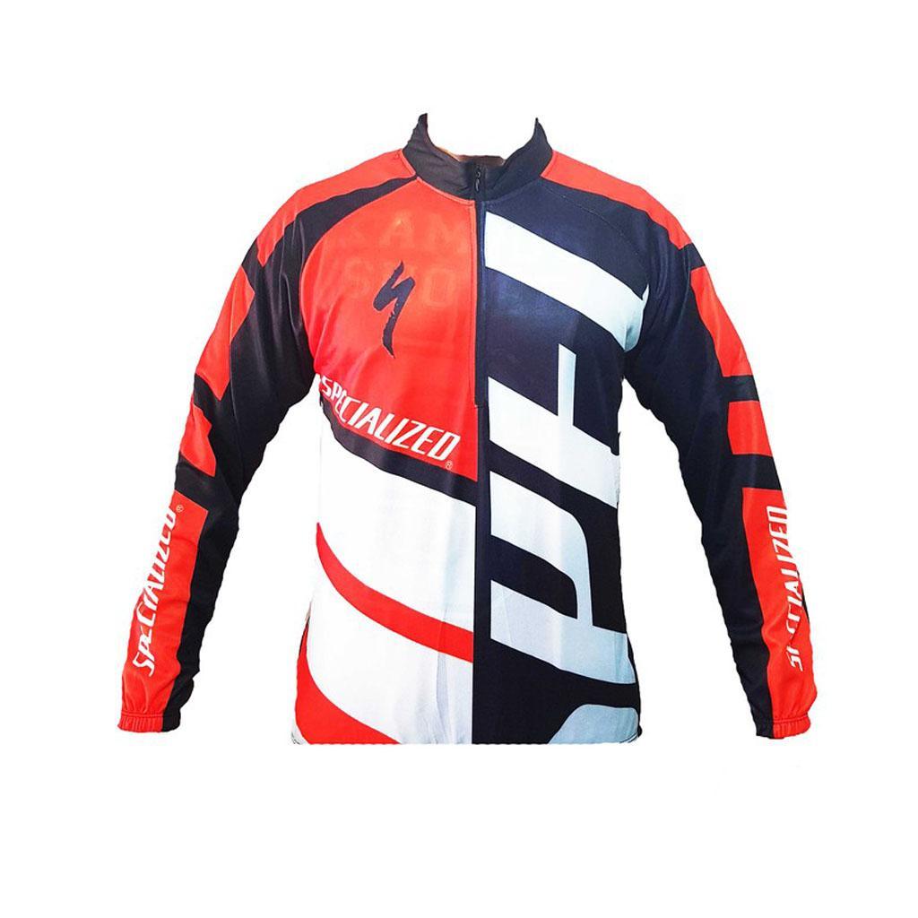 Daftar Harga Jersey Sepeda Specialized Panjang Kaos Baju Lengan