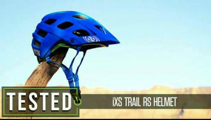 HELM IXS TRAIL/ENDURO RS BLUE L/XL