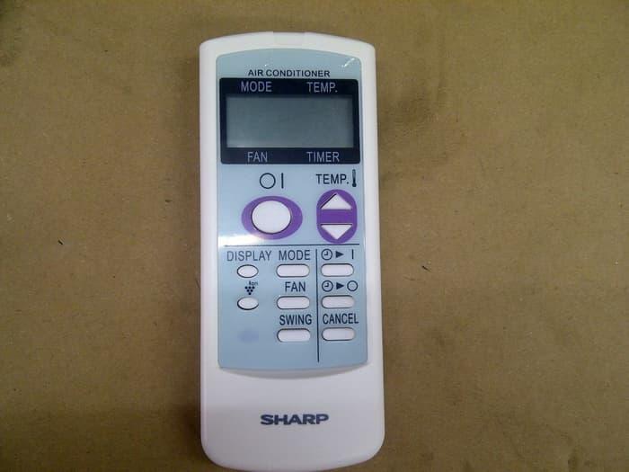 Sharp Remote Control AC Original - Putih