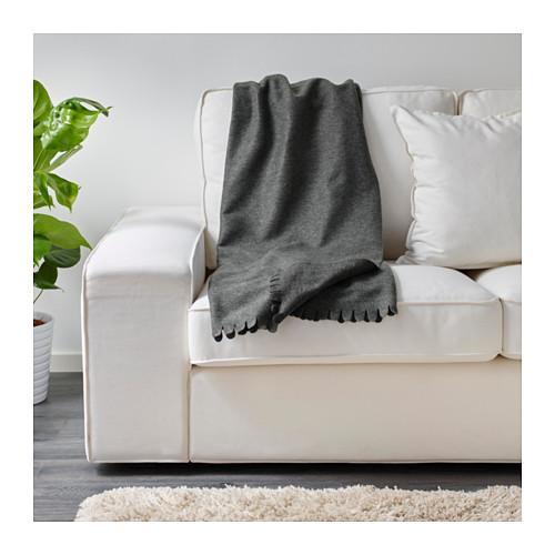 Selimut Tidur Halus Ringan Alas Duduk IKEA POLARVIDE