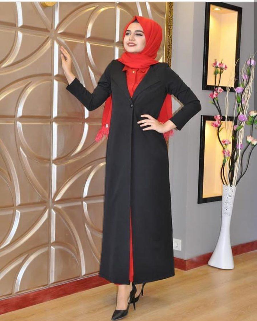 Baju Murah Terbaru Cardigan Amy Long Outer Balotelly Pakaian Wanita Atasan Muslim Luaran Casual Fashion Hangat