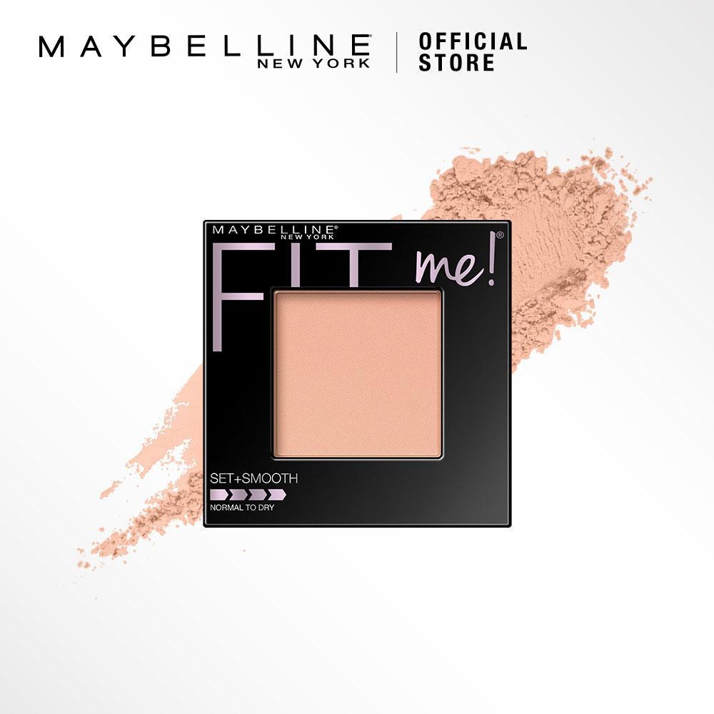 Maybelline Fit Me Set + Smooth Powder - 125 Nude Beige