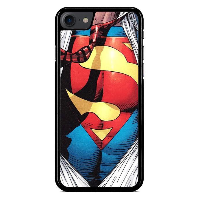 Superman Clark Kent Pop Art X0206 iPhone 8 Custom Hard Case