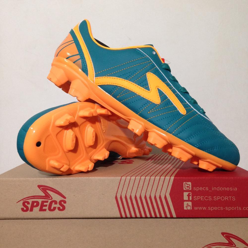Sepatu Bola Specs Horus FG Tosca Orange 100515 Original BNIB !!! HOT PROMO !!!
