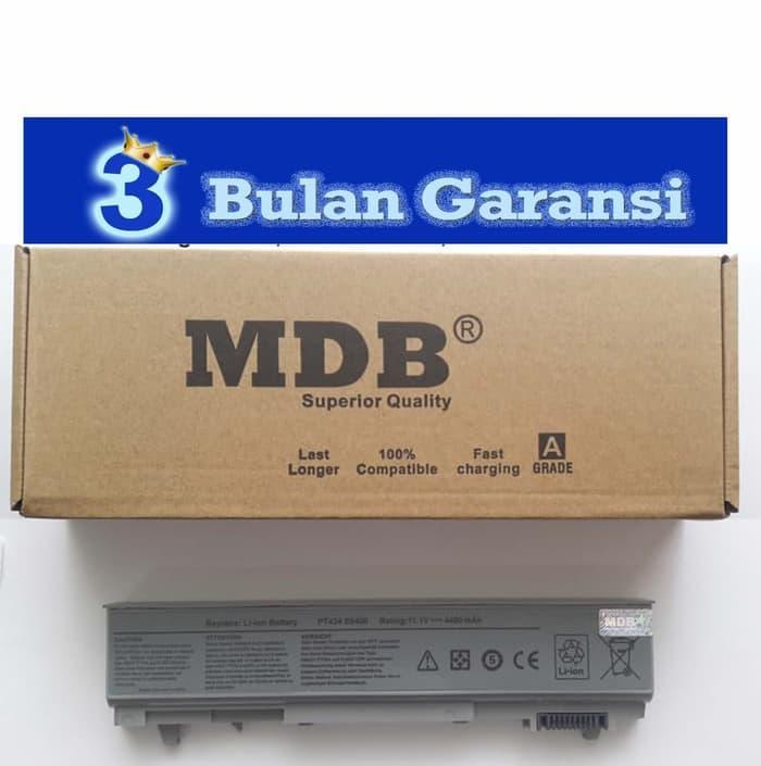MDB Baterai  Laptop Dell Latitude E6400, E6410, E6500, E8400,