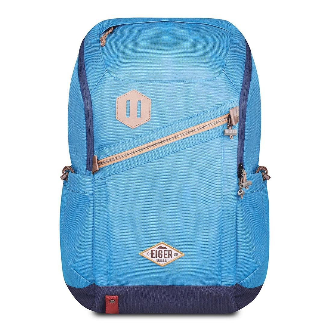 Eiger 1989 Coaster Laptop Backpack 28L - Blue