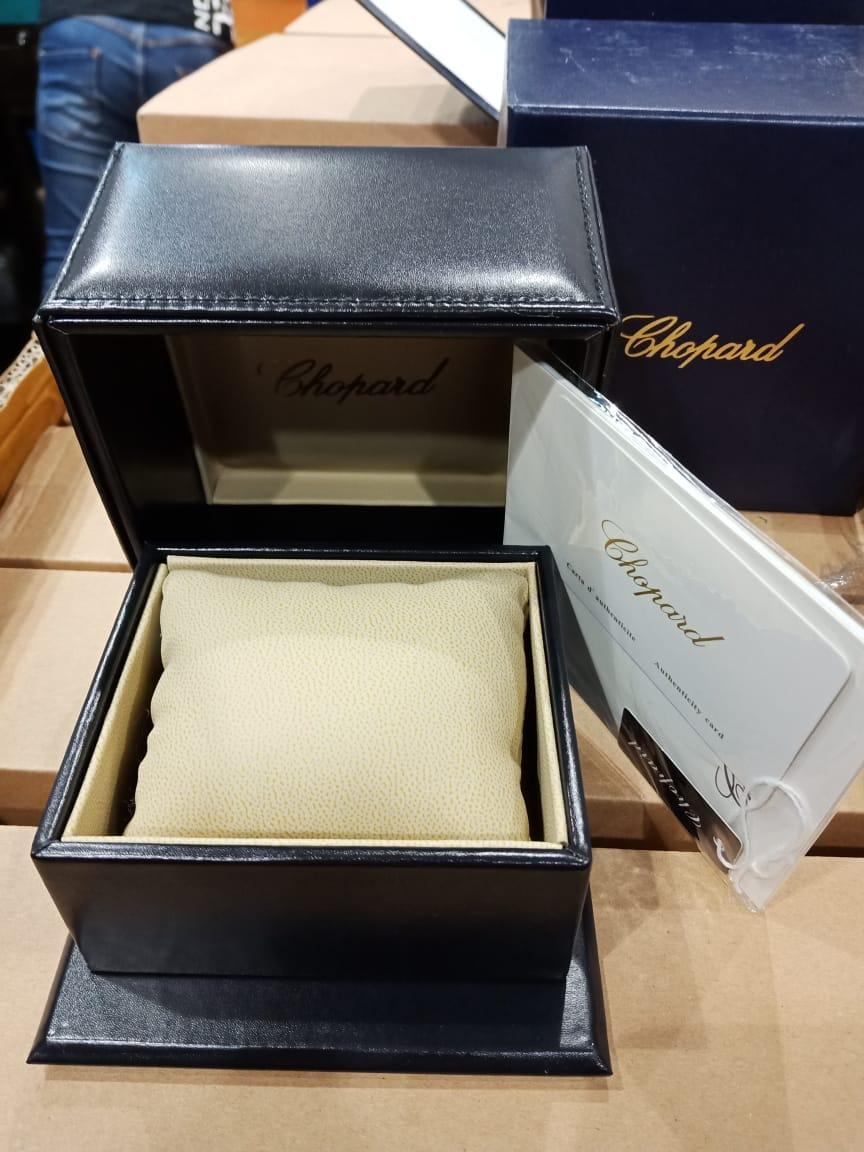 BOX JAM TANGAN CHOPARD ORIGINAL