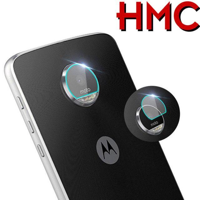 HMC Motorola Moto Z2 Play / XT1710 - Back Camera Lens Tempered Glass - Ultra Thin 0.01mm