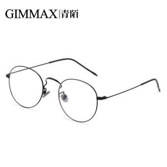 Harga preferensial Hijau jalan Sangat Ringan Serabut Emas Black frame kacamata  Anti Radiasi kacamata pelindung Pria dan wanita kacamata minus anti blu-ray  ... 3fbf373d61
