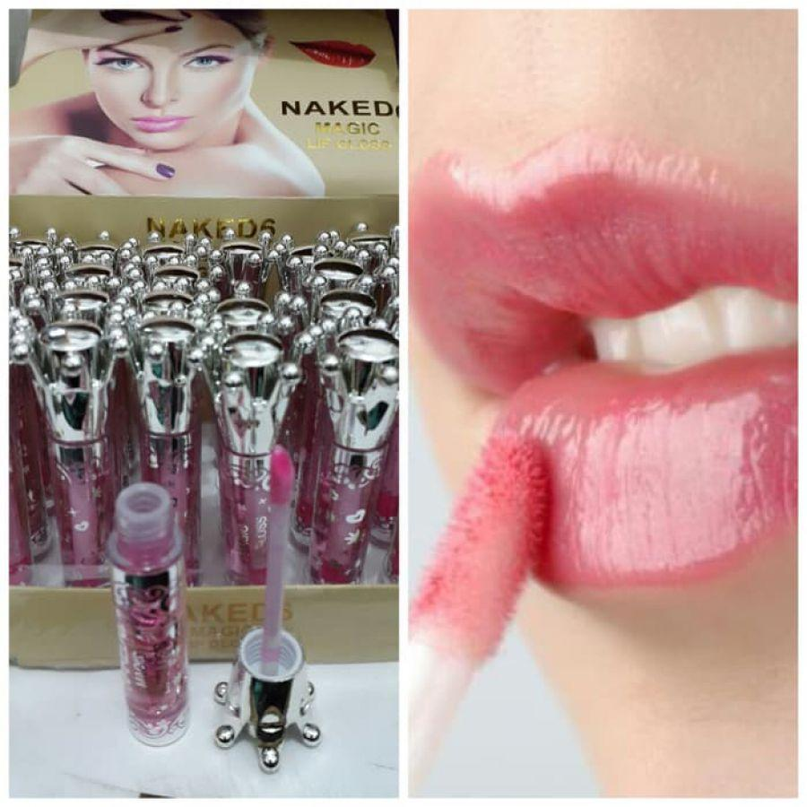 NAKED6 LIPGLOSS MAGIC LONG LASTING - Lipstik dan Pensil Bibir Paling Laris