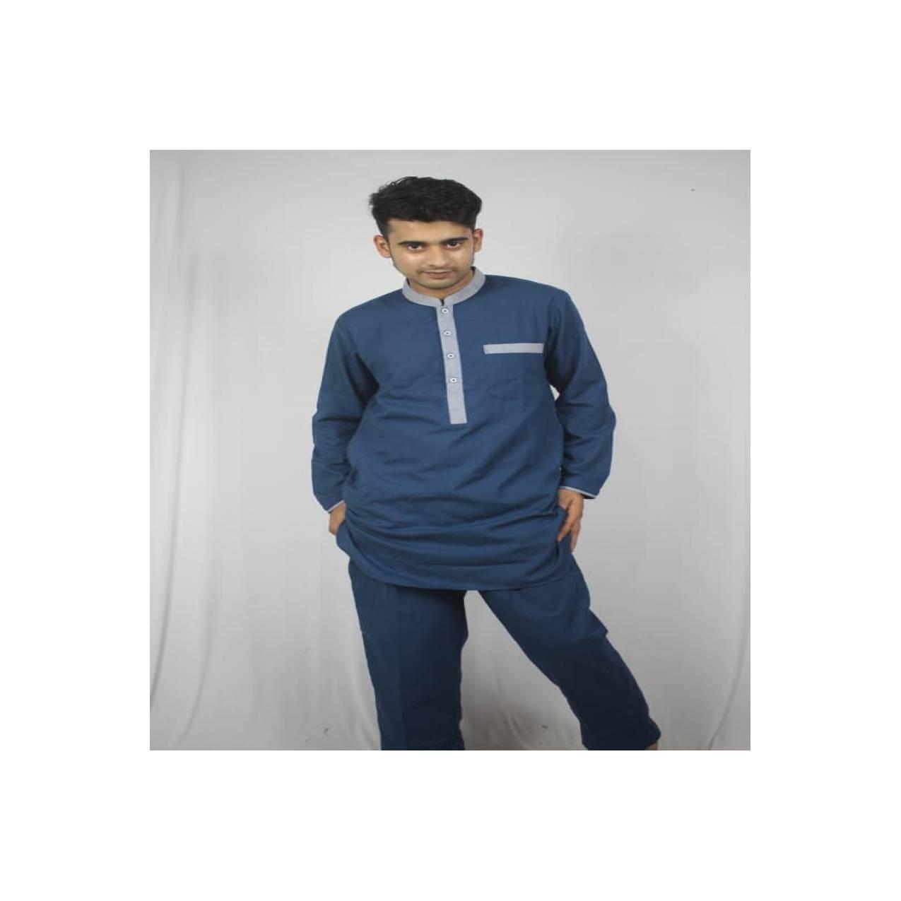 PROMO Baju koko setelan pakistan busana muslim pria dewasa kode KP 01
