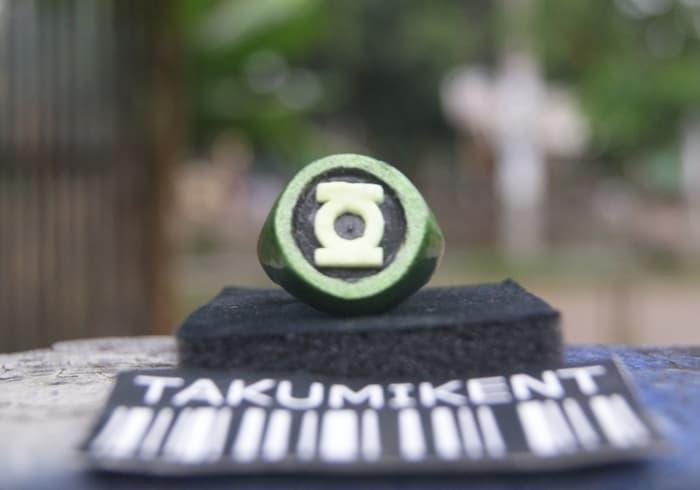 BEST SELLER Cincin ring Green Lantern - GNBsjeVO